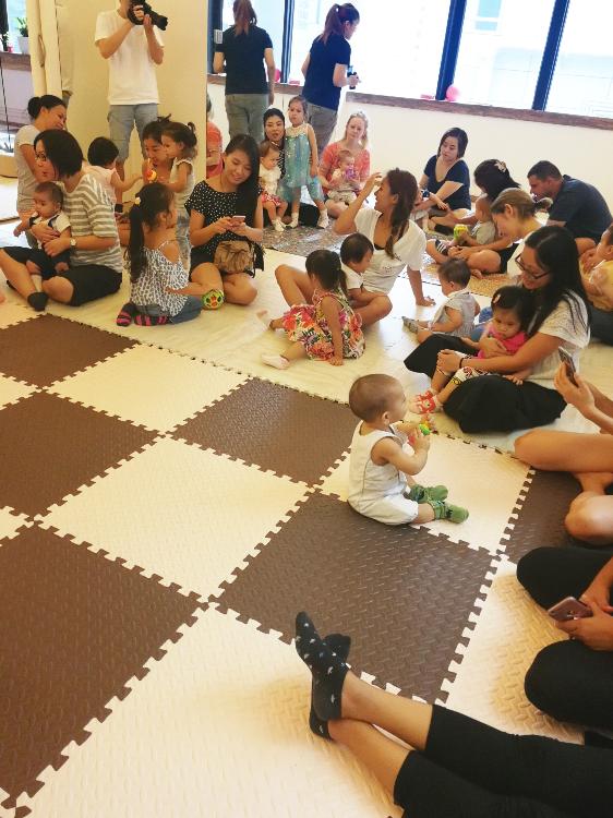 幼兒全腦及肌肉訓練 (Playgroup - 0-3 years old)