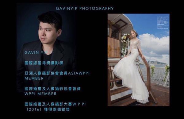 國際攝影得獎攝影師,提供婚紗影及商業、喜慶、活動及各類人像攝影服務.