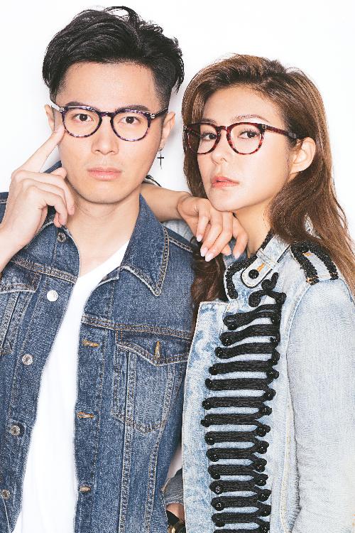 Hachill 眼鏡品牌 拍攝