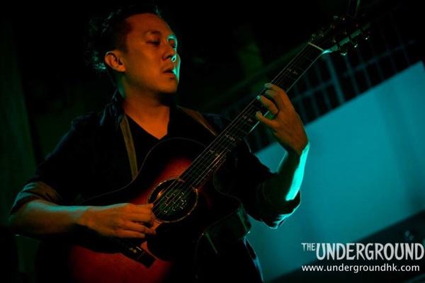 參與由The Underground HK的表演