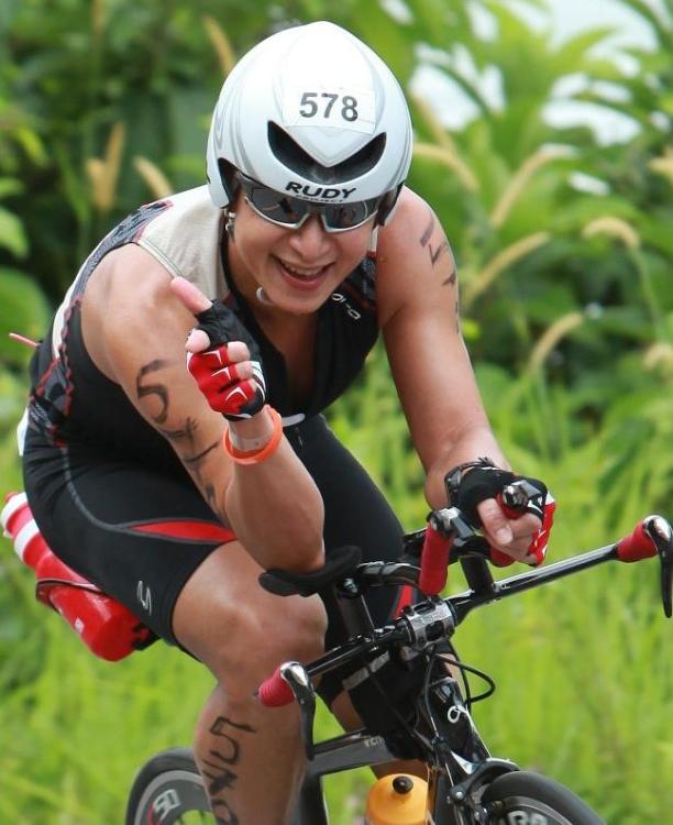Ironman Phuket (bike leg).