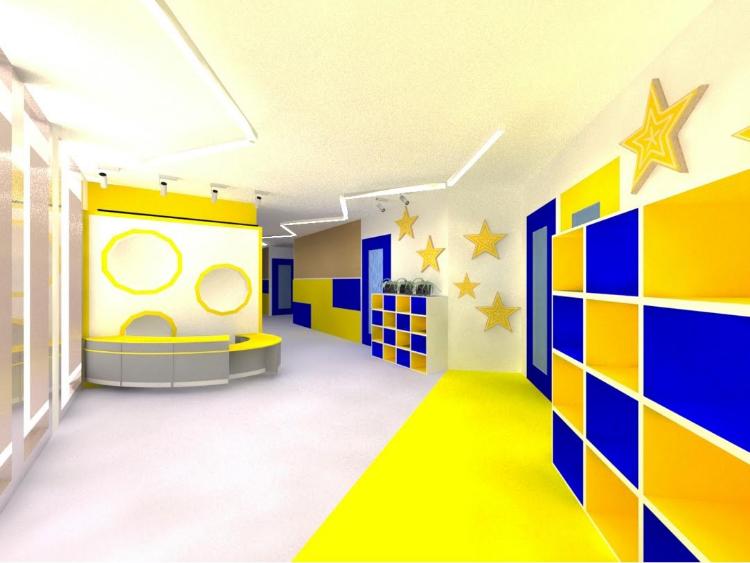 幼稚園設計 (部分)