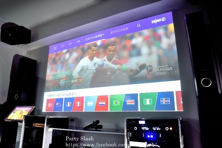 80吋大屏幕、5.1.2Atmos全景聲系統、唱k、打機、睇波、睇片