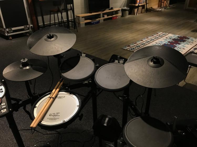 課堂使用之電鼓