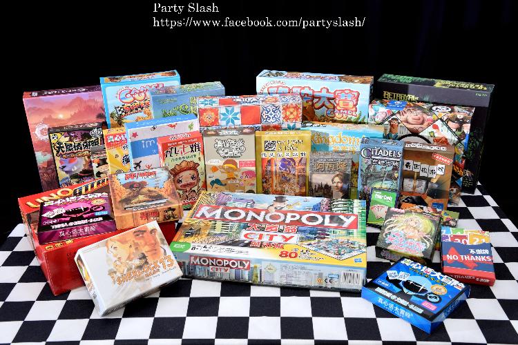 賽車軚盤、Switch、Wii、復刻紅白機、Board game、Gaming pc、麻雀