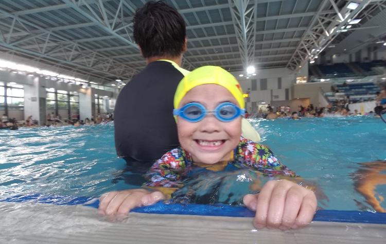 觀塘兒童游泳班