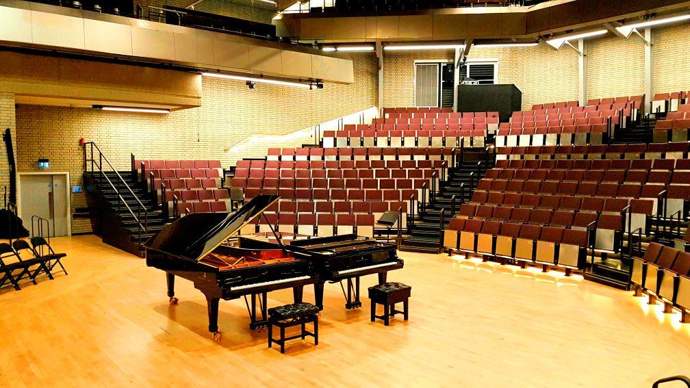 英國皇家音樂學院演奏廳