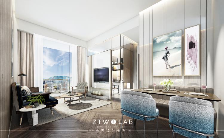 如欲了解更多ZTWLAB的設計請到  www.ztwlab.com,謝謝!!