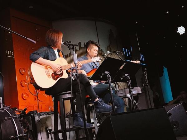 樂隊彈唱演出-Live House