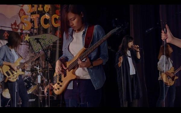 樂隊彈唱演出-On Bass
