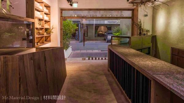 台北市大安區超人氣某某甜點店